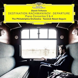 DESTINATION RACHMANINOV • DEPARTURE