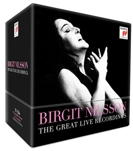 BIRGIT NILSSON. The Great Live Recordings.
