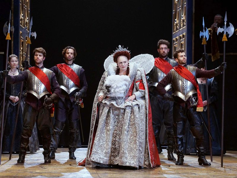 El Teatro Real, nominado a los International Opera Awards por Gloriana