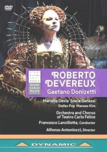 DONIZETTI: Roberto Devereux.