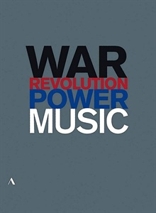 MUSIC, POWER, WAR AND REVOLUTION.
