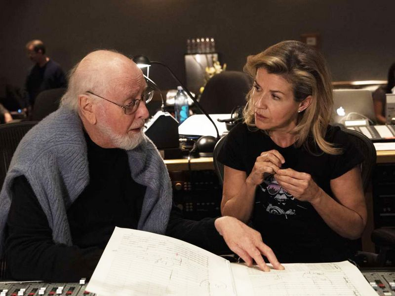 John Williams y Anne-Sophie Mutter, conversación en una galaxia muy lejana…