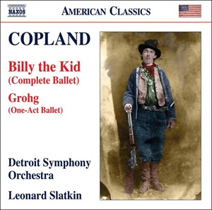COPLAND: Billy the Kid, Grohg.