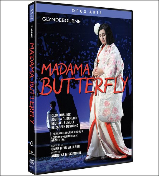 PUCCINI: Madama Butterfly.