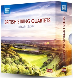 BRITISH STRING QUARTET