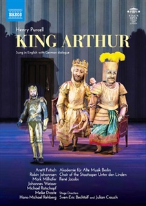 PURCELL: King Arthur.