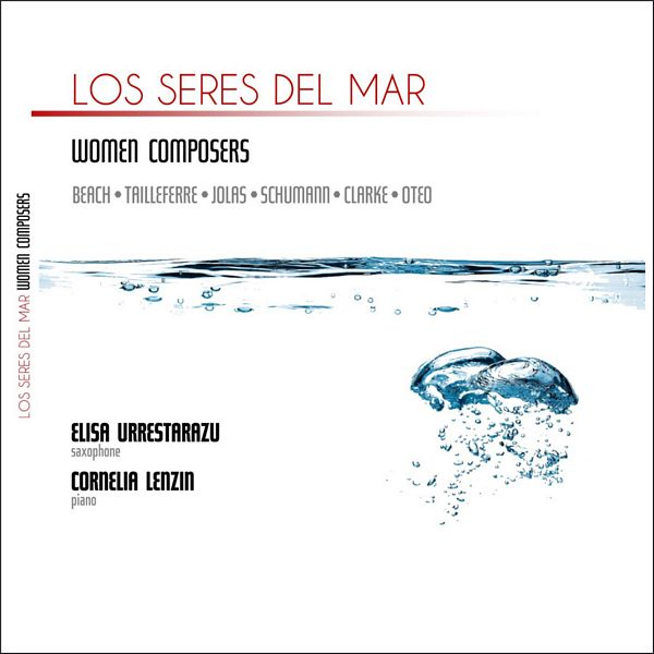 LOS SERES DEL MAR: WOMEN COMPOSERS.