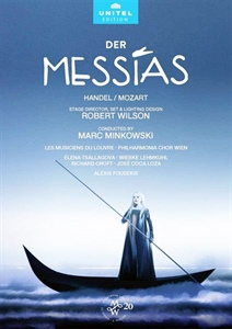 HAENDEL / MOZART: Der Messias.