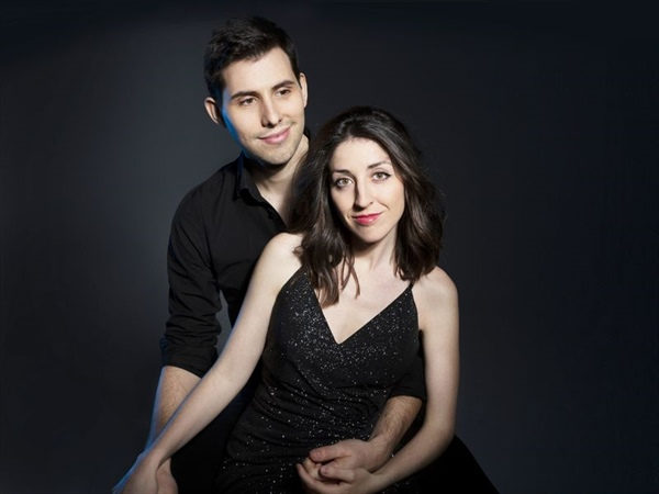 Anton & Maite Piano Duo
