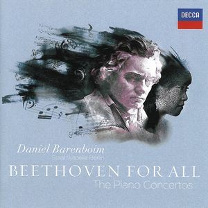 BEETHOVEN: Conciertos para piano y orquesta.