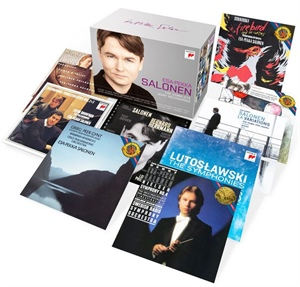 Esa-Pekka Salonen: The Complete Sony Recordings.