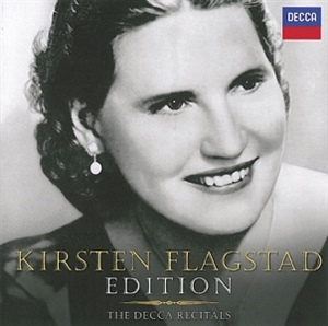 FLAGSTAD, Kirstn. The Decca Recitals.