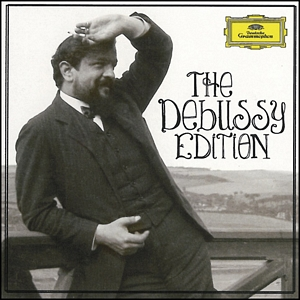 THE DEBUSSY EDITION. (+ Bonus CD):