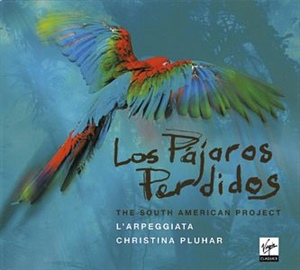 PÁJAROS PERDIDOS. The South American Project.