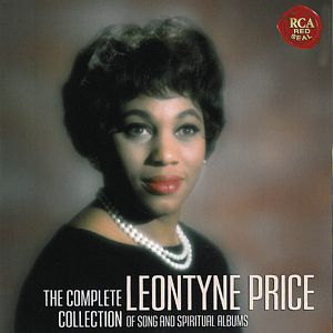 PRICE, Leontyne. The Complete Collection of Songs and Spirtuals