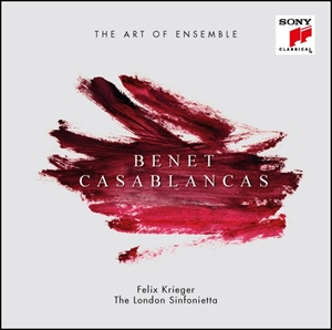THE ART OF ENSEMBLE. Obras de BENET CASABLANCAS.
