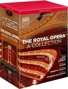 THE ROYAL OPERA. A COLLECTION.