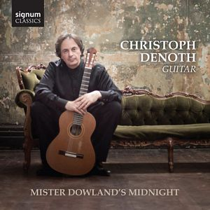 DOWLAND. MISTER DOWLAND'S MIDNIGHT