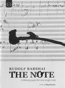 RUDOLPH BARSHAI: THE NOTE.