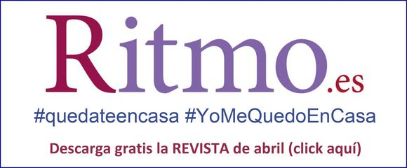 Descarga Gratis la revista Ritmo de Abril - QuedateEnCasa